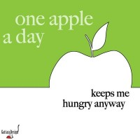 CULTivar. One apple a day keeps me hungry anyway