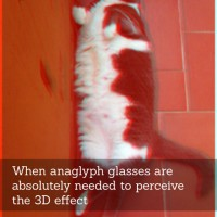 The 3D effect