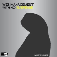 Web management with no suspence