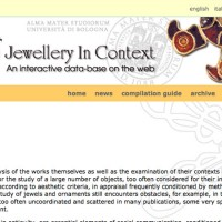 Jewelry in Context. An interactive database on the web. Alma Mater Studiorum Università di Bologna http://www.jic-online.net