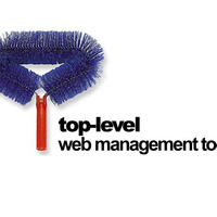 Top-level web management tools