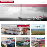 Website (www.tozziindustries.com)